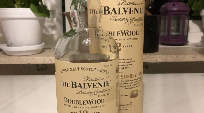 The Balvenie 12 YO – DoubleWood