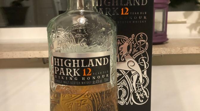 Highland Park 12 YO – Viking Honour