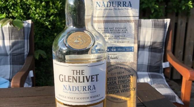 The Glenlivet Nádurra – Peated Whisky Cask Finish