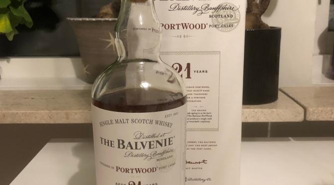 The Balvenie 21 YO – PortWood