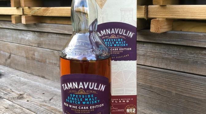Tamnavulin Red Wine Cask Edition – Grenache