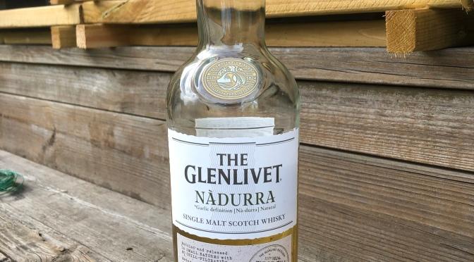 The Glenlivet Nàdurra – First Fill American White Oak Casks