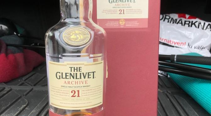 The Glenlivet 21 YO – Archive