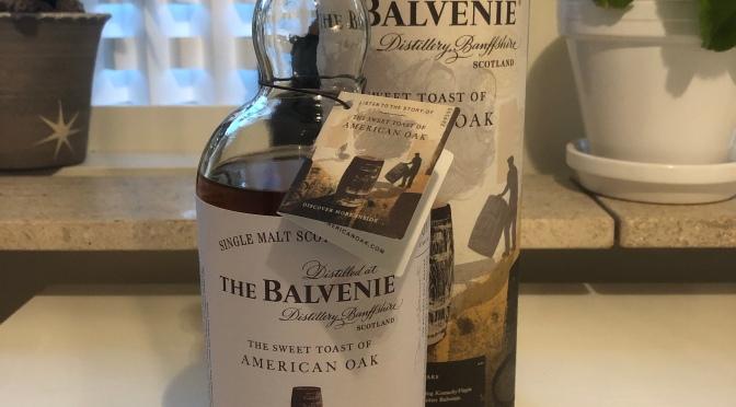 The Balvenie 12 YO – The Sweet Toast of American Oak