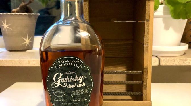 Skånska Spritfabriken g-Whisky Stout Cask