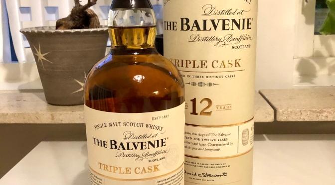 The Balvenie 12 YO – Triple Cask