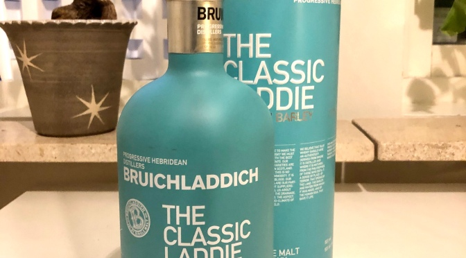 Bruichladdich The Classic Laddie – Scottish Barley