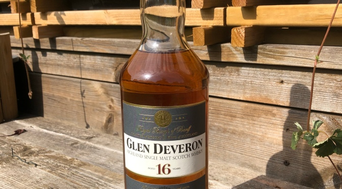 Glen Deveron 16 YO – Royal Burgh Collection