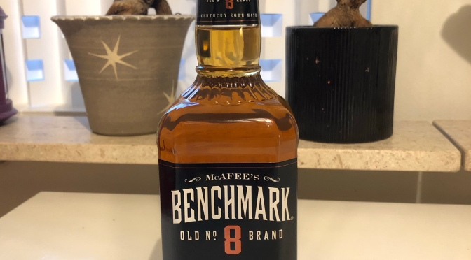 McAfee's Benchmark Old No. 8