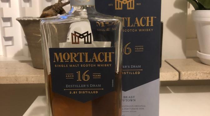 Mortlach 16 YO – Distiller's Dram