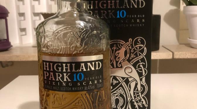 Highland Park 10 YO – Viking Scars