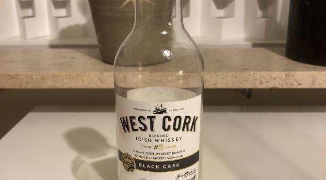 West Cork Cask Collection – Black Cask