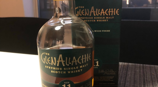 Glenallachie 11 YO – Moscatel Wood Finish