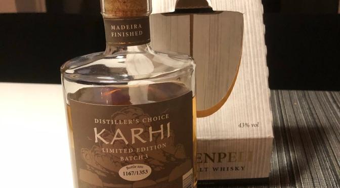 Teerenpeli Distiller's Choice – Karhi (Batch 3)
