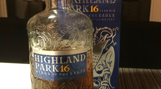 Highland Park 16 YO – Wings of the Eagle