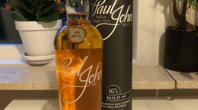 Paul John Bold – Peated