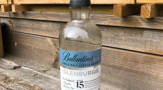 Ballantine's Glenburgie 15 YO