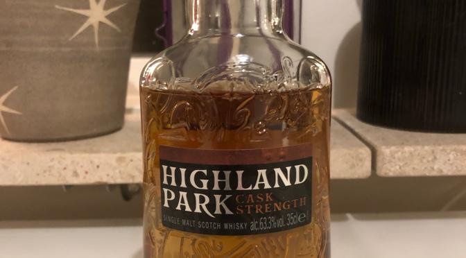 Highland Park Cask Strength – Release No.1