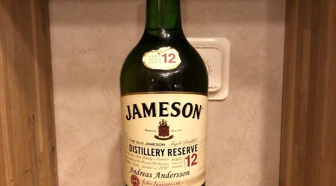 Jameson 12 YO – Distillery Reserve