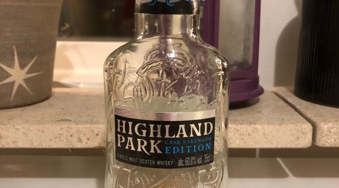Highland Park Cask Strength Edition Batch 4