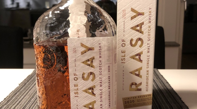 Isle of Raasay Inaugural Release 2020 – Limited Edition