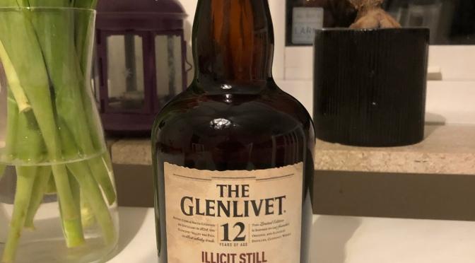 Glenlivet 12 YO – Illicit Still