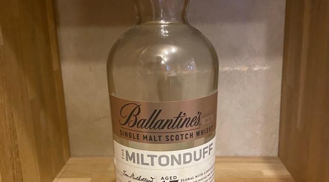 Ballantine's Miltonduff 15 YO