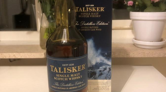 Talisker Distiller's Edition 2010/2020