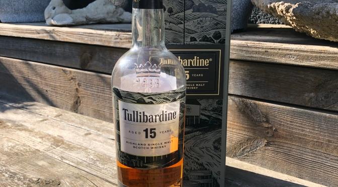 Tullibardine 15 YO