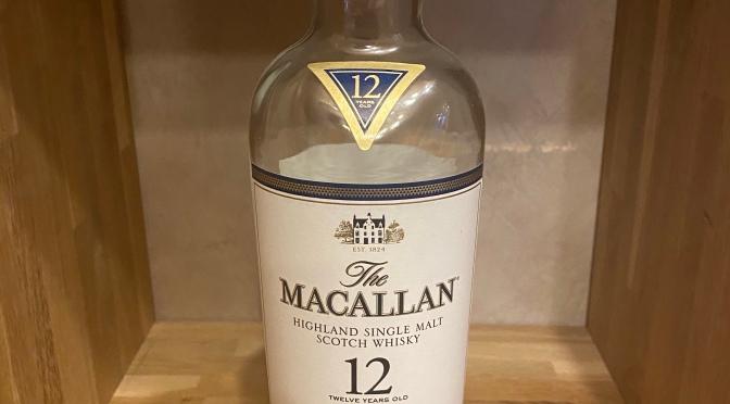 The Macallan 12 YO – Double Cask