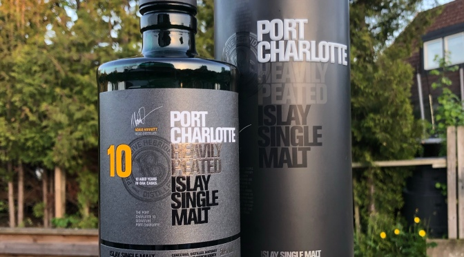 Port Charlotte 10 YO Heavily Peated
