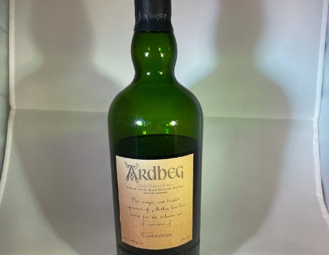Ardbeg 21 YO Committee Release 2001