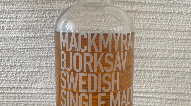 Mackmyra Björksav