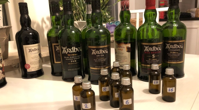 The Ardbeg Antics
