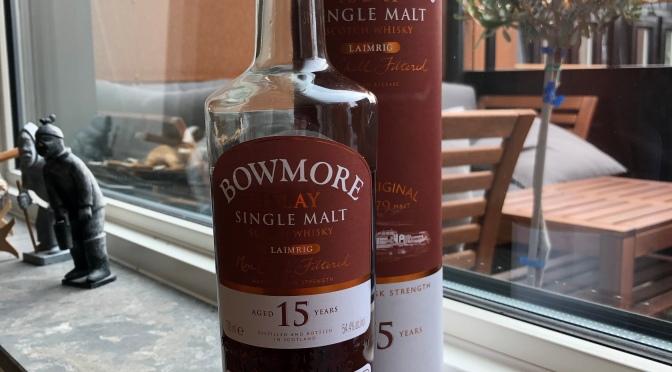 Bowmore 15 YO Laimrig Batch 2
