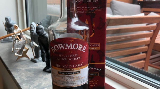 Bowmore The Devil's Casks Limited Release III – Double the Devil
