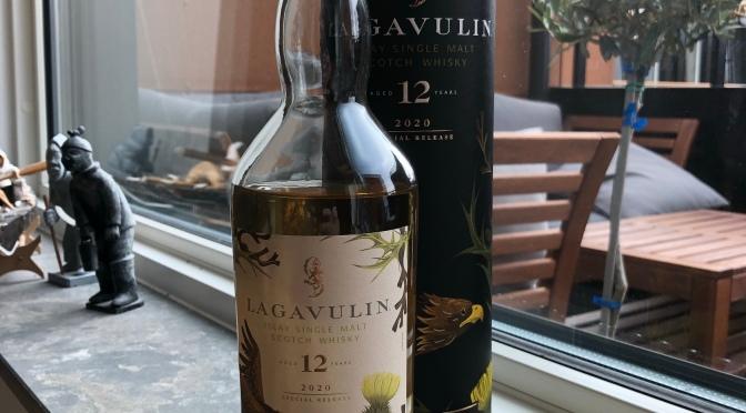 Lagavulin 12 YO Special Release 2020