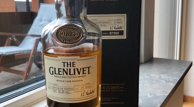 Glenlivet 18 YO – Single Cask Edition (13091)