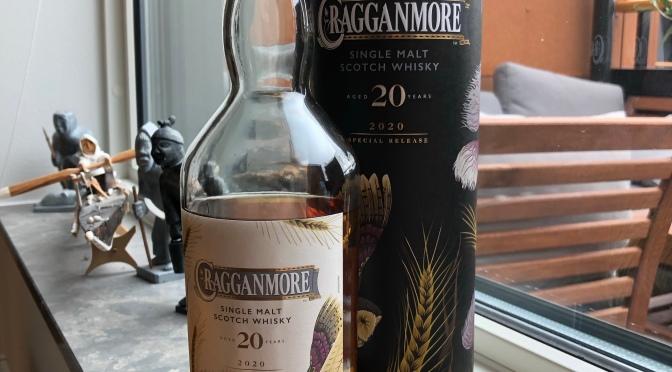 Cragganmore 20 YO – Special Release 2020